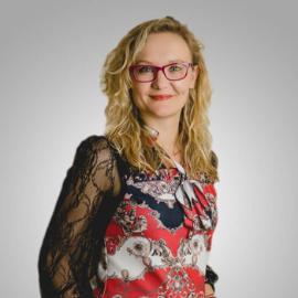 mgr Barbara Wesołowska-Budka